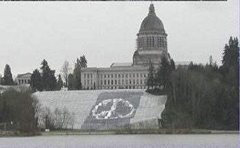 Slope control at the Washington State Capitol